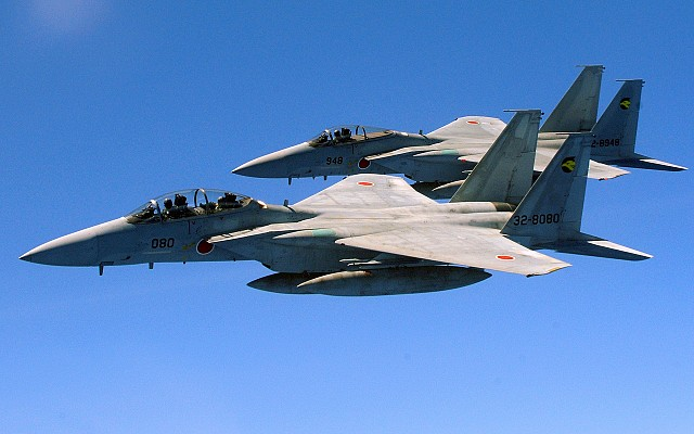 F-15J and F-15DJ Eagle