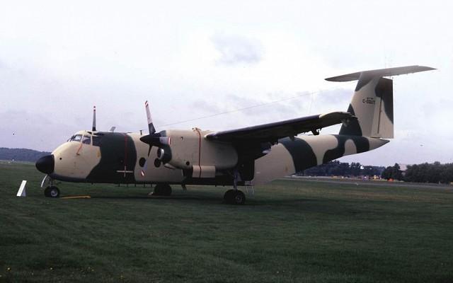 DHC-5D