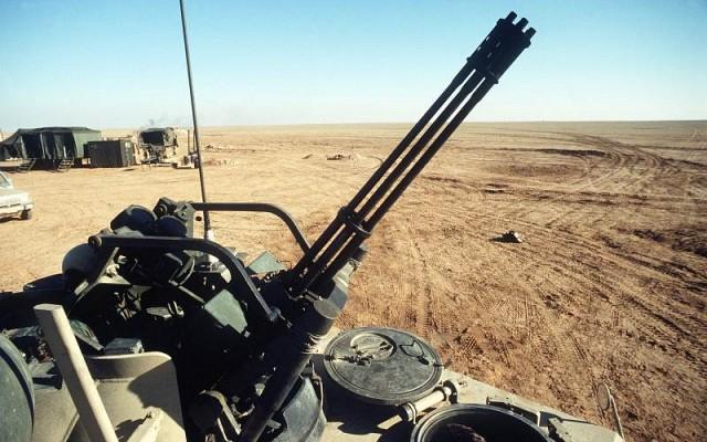 M163A1 Vulcan