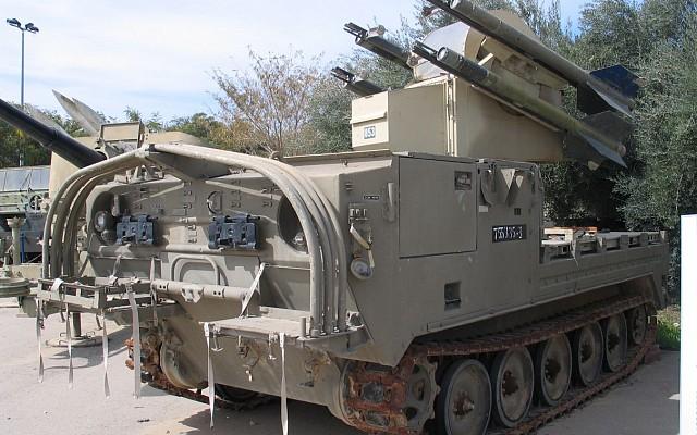 M48 Chaparral