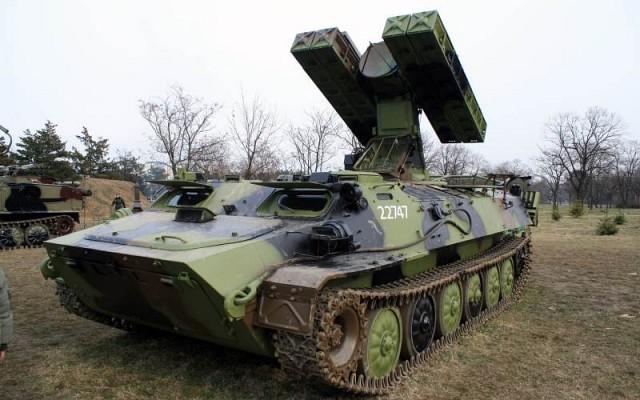 9K35 Strela-10