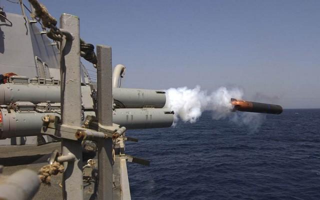 MK 50 torpedo