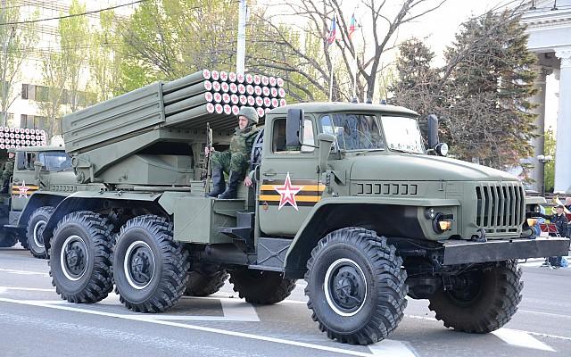 2B17 launch vehicle