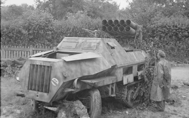 Panzerwerfer 42