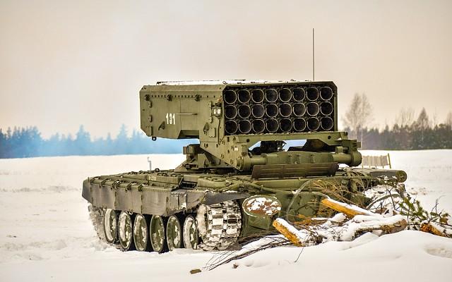 TOS-1A Solntsepyok