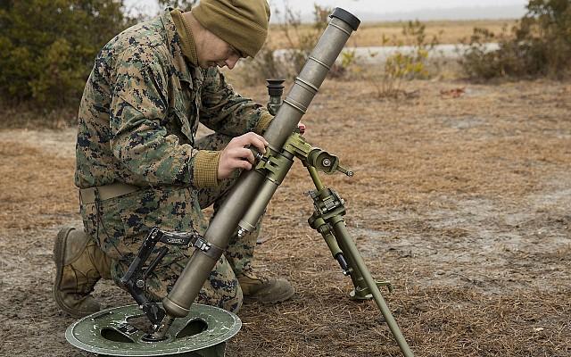 60mm M224 mortar