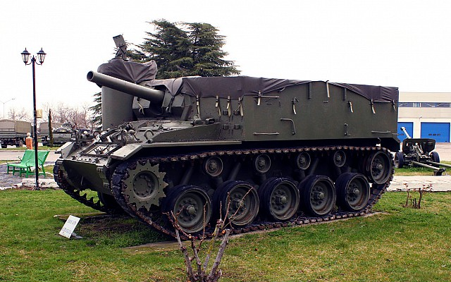 M37 Howitzer Motor Carriage