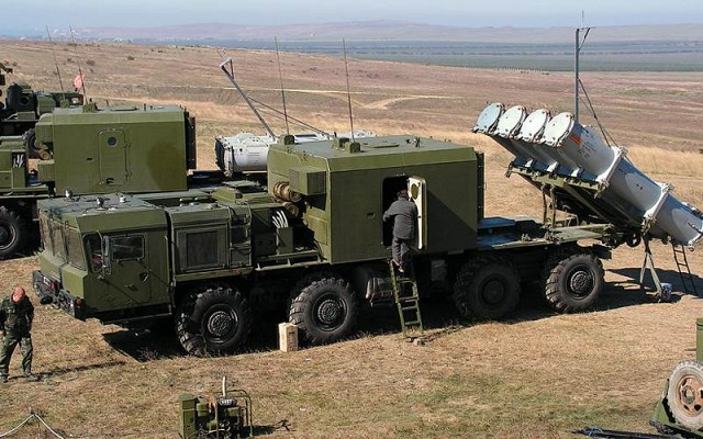 3K60 Bal launch vehicle