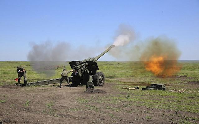 152mm 2A65 Msta-B