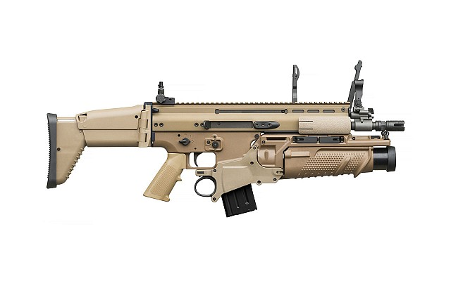 FN SCAR-L with FN40GL