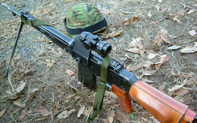 Type 64 marksman rifle