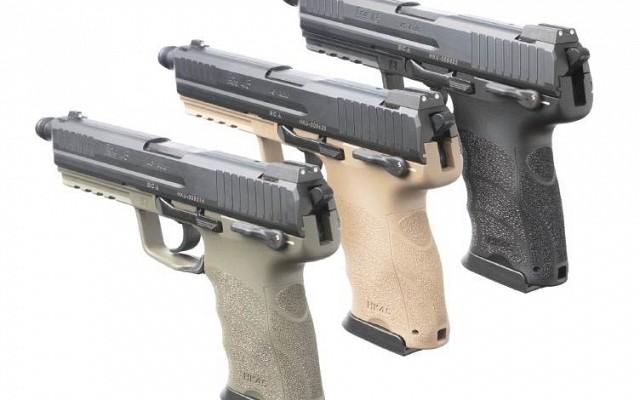 HK 45 Tactical