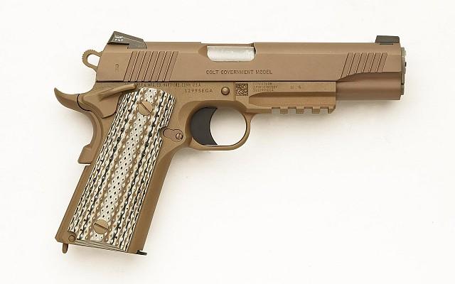Colt M45A1 CQBP