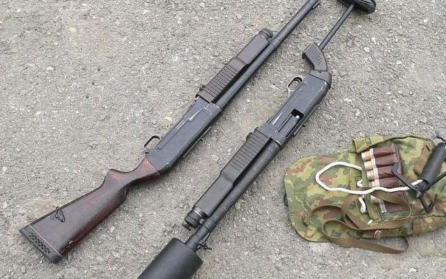 KS-23 and KS-23M