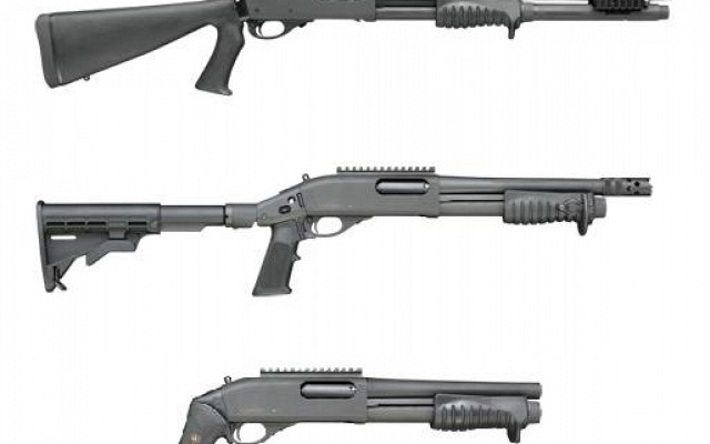 Modular Combat Shotgun