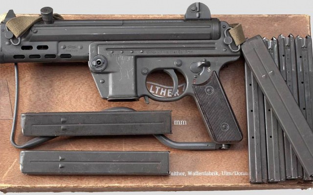 Walther MPK