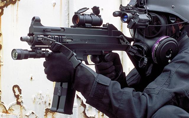 H&K UMP40