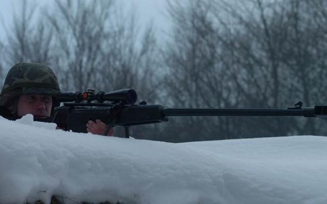 M93 Black Arrow