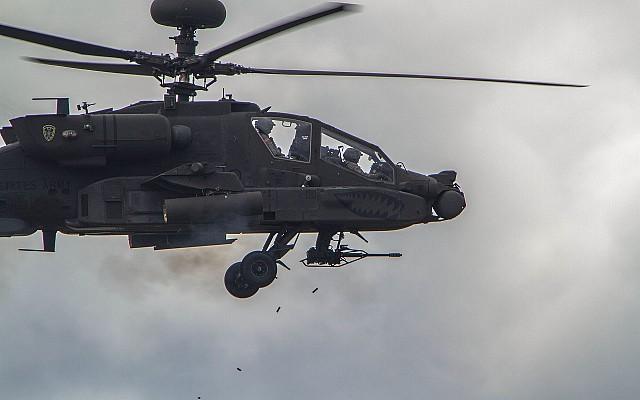 AH-64E Guardian