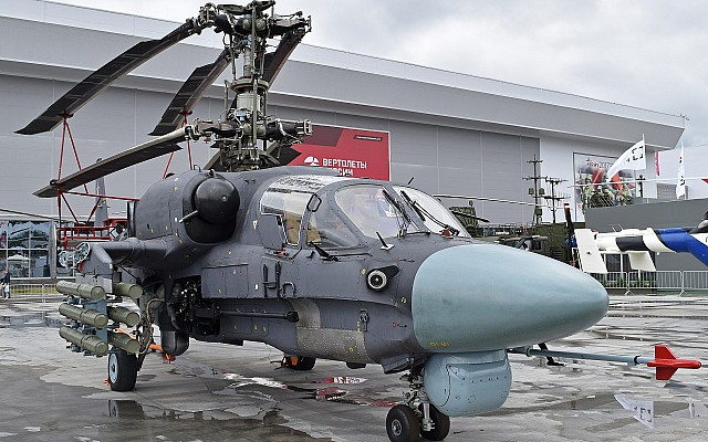 Kamov Ka-52K Katran