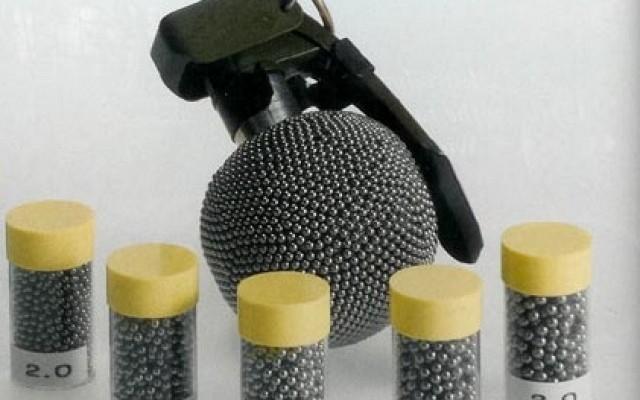 K400 hand grenade