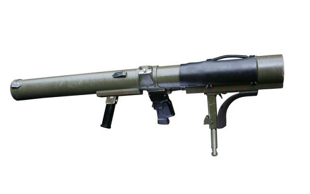 LRAC launcher