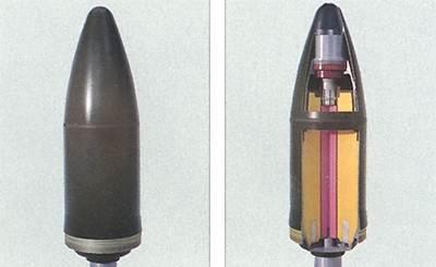 Shturm warhead