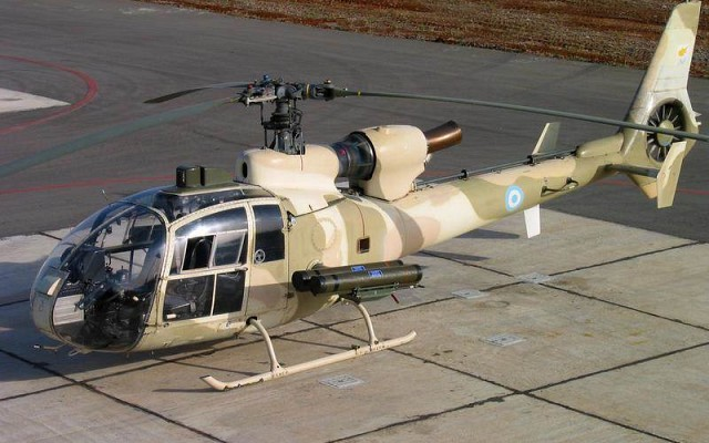 SA.342 Gazelle
