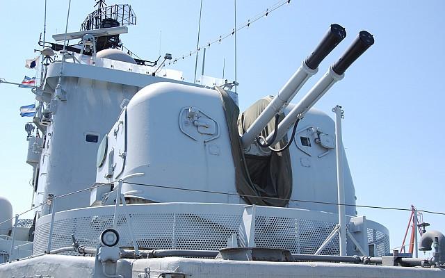 57mm Bofors M/50