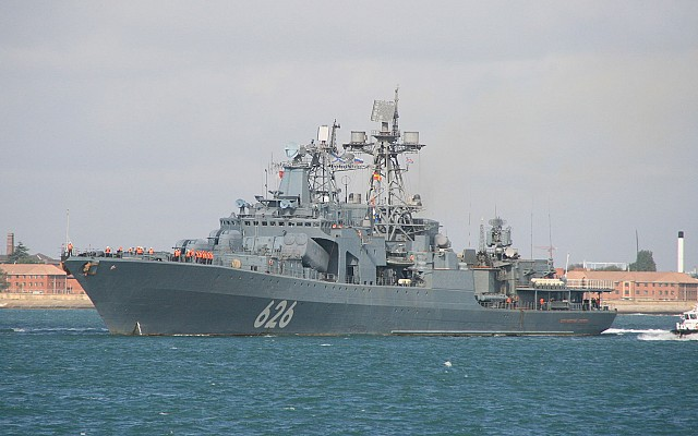 Project 1155 Fregat class