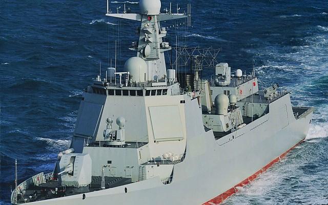 Type-052D class
