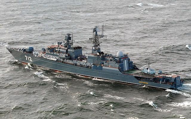 Project 11540 Yastreb class