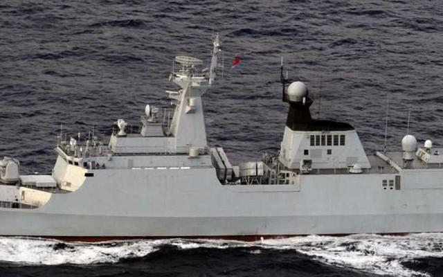 Type-054 class (Jiangkai I)