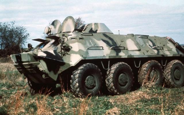 BTR-60PB