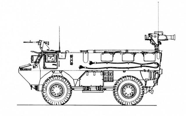 VAB VTT 4x4