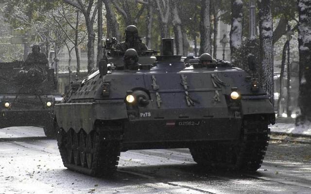 Jagdpanzer Jaguar 1
