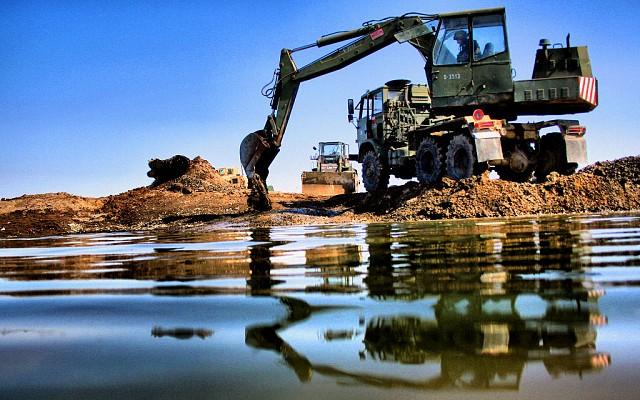Star 266 with bucket excavator