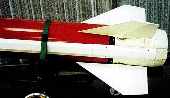 Chu-SAM missile