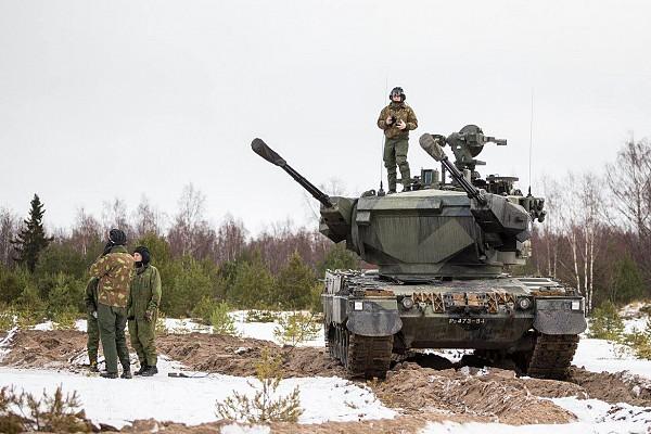 Leopard 2 Marksman