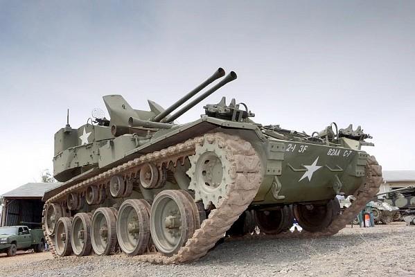 M19A1 MGMC