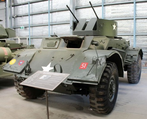 Staghound AA