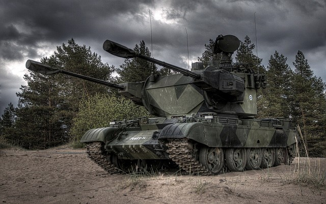 T-55 Marksman