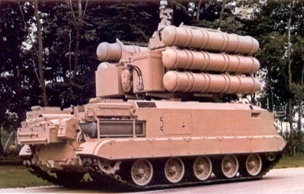 Shahine firing unit