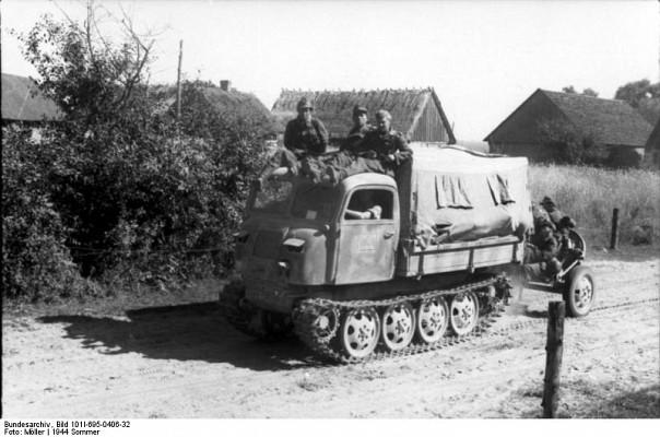 12-cm Granatwerfer 42