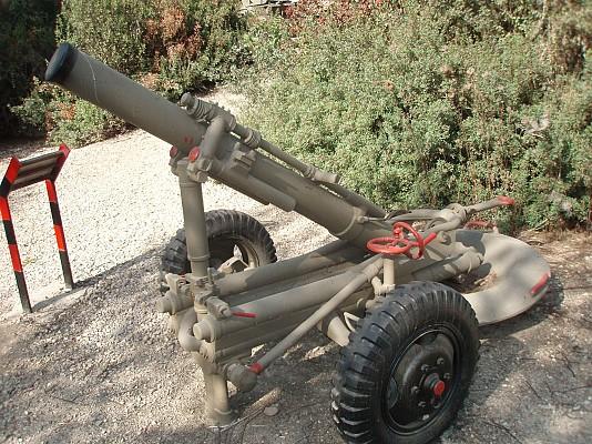 160mm Soltam M66