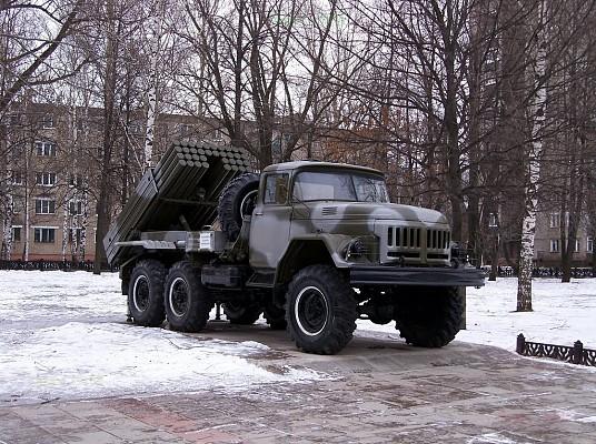 9K55 Grad-1