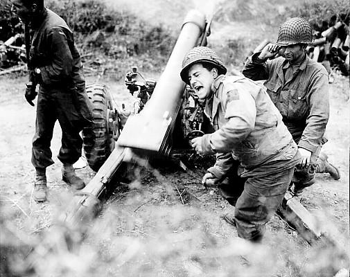 105mm Howitzer M3