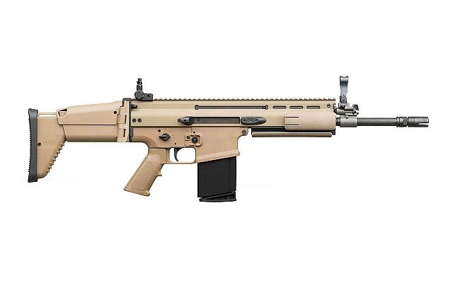 FN SCAR-H CQC