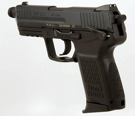 HK 45C Tactical