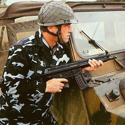 Early model HK 53